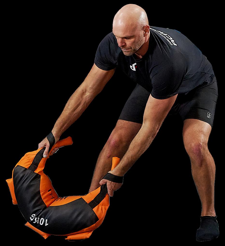 Bulgarian bag training